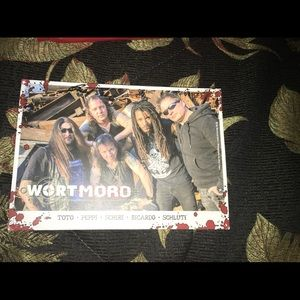 Wortmord poster picture